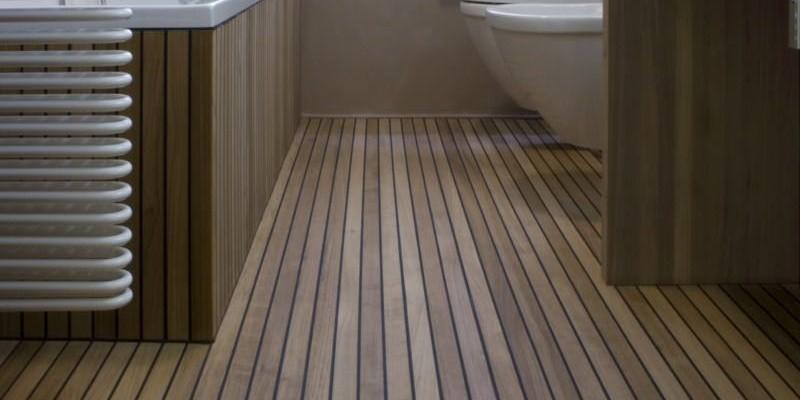 Wonderlijk Hout in de badkamer: doen of niet? | Habitos.be YY-74