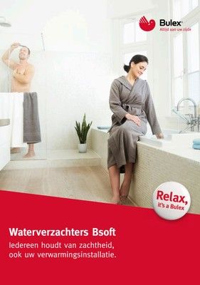 Bulex: Waterverzachters Bsoft