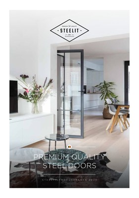 STEELIT® PREMIUM QUALITY STEEL DOORS